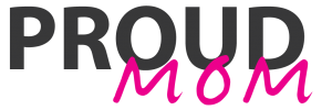 Proud Mom logo